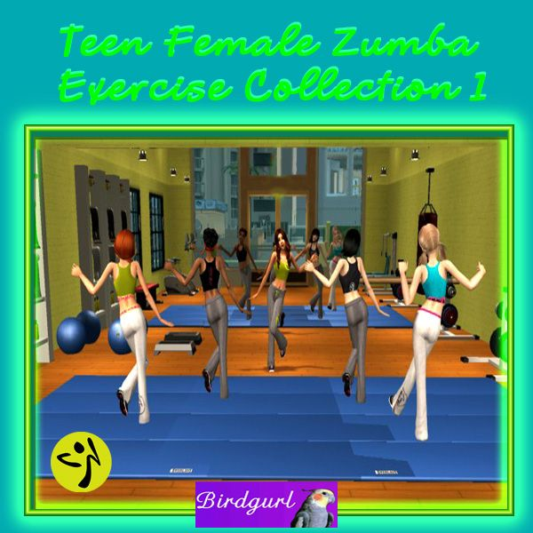 Birdgurl's Sims 2 Creations - Page 7 TeenFemaleZumbaExerciseCollection1banner_zps61cf3acb