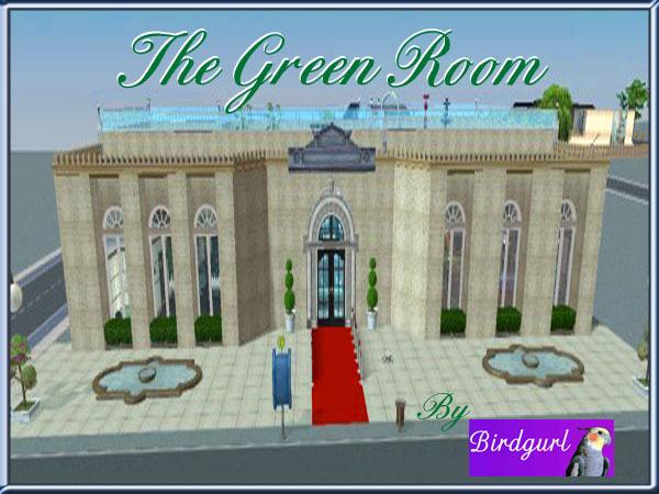 Birdgurl's Sims 2 Creations - Page 5 TheGreenRoombanner-1