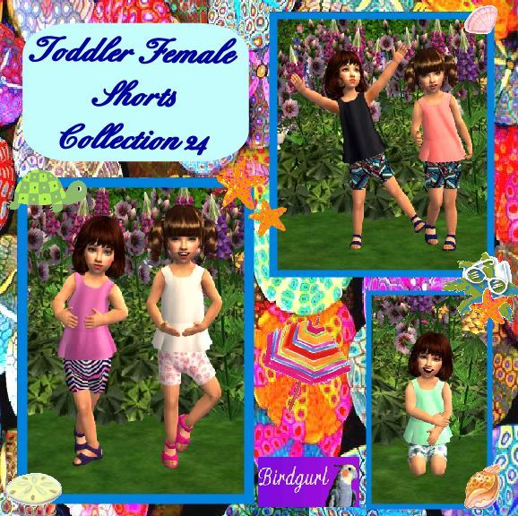 Birdgurl's Sims 2 Creations - Page 9 Toddler%20Female%20Shorts%20Collection%2024%20banner_zpsjs1ydwq2
