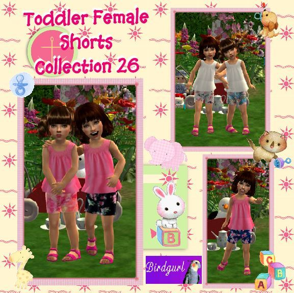 Birdgurl's Sims 2 Creations - Page 9 Toddler%20Female%20Shorts%20Collection%2026%20banner_zpsexpesrdo