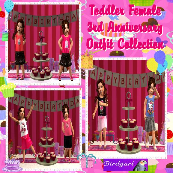 Birdgurl's Sims 2 Creations - Page 9 ToddlerFemale3rdAnniversaryCollectionbanner1_zps83a5a312
