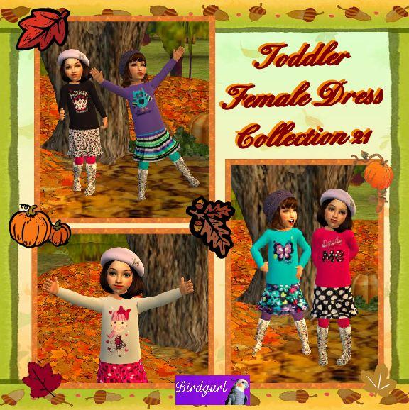 Birdgurl's Sims 2 Creations - Page 6 ToddlerFemaleDressCollection21banner
