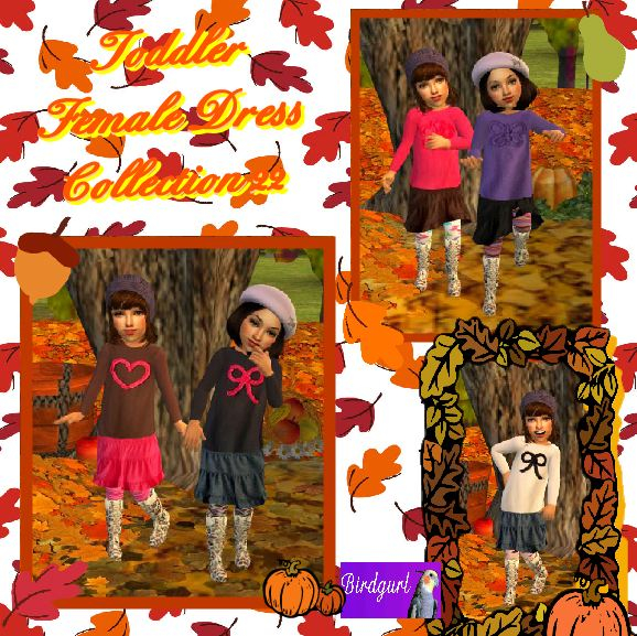 Birdgurl's Sims 2 Creations - Page 6 ToddlerFemaleDressCollection22banner