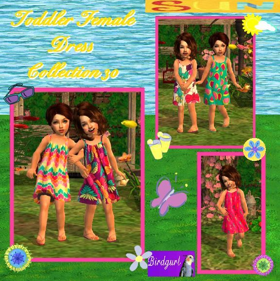 Birdgurl's Sims 2 Creations - Page 8 ToddlerFemaleDressCollection30banner_zps18d53859