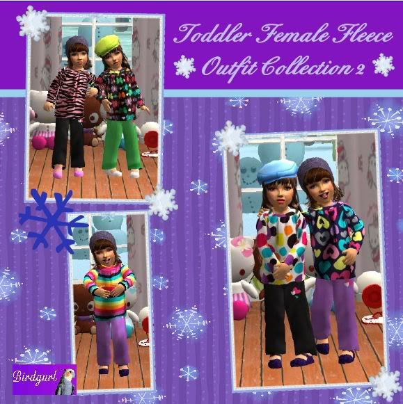 Birdgurl's Sims 2 Creations - Page 3 ToddlerFemaleFleeceOutfitCollection2banner