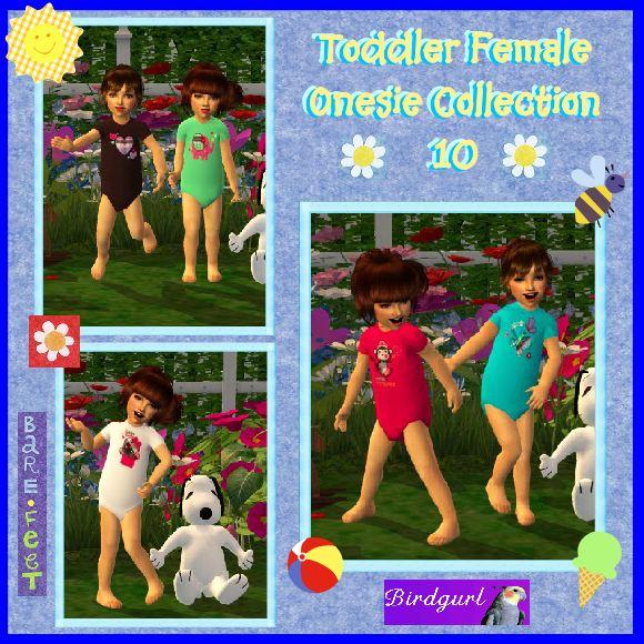 Birdgurl's Sims 2 Creations - Page 5 ToddlerFemaleOnesieCollection10banner