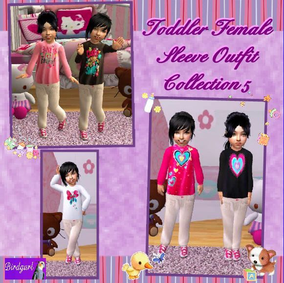 Birdgurl's Sims 2 Creations - Page 4 ToddlerFemaleSleeveOutfitCollection5banner