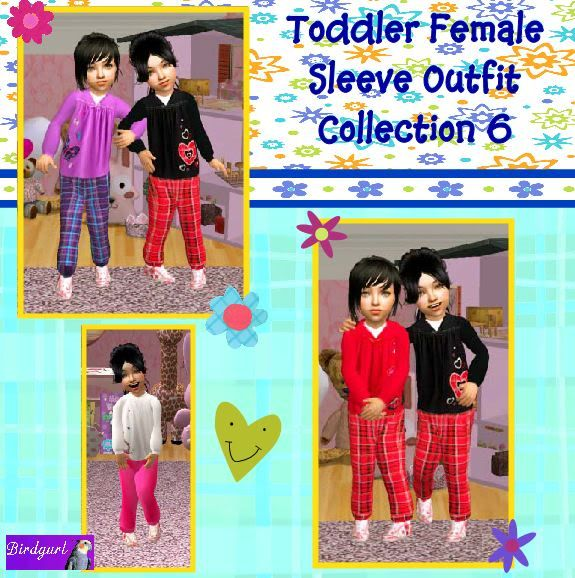 Birdgurl's Sims 2 Creations - Page 4 ToddlerFemaleSleeveOutfitCollection6banner