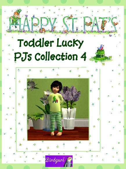 Birdgurl's Sims 2 Creations - Page 9 ToddlerLuckyPJsCollection4banner_zps90d5ce11