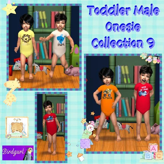 Birdgurl's Sims 2 Creations - Page 5 ToddlerMaleOnesieCollection9banner_zps336934e2