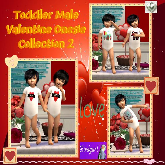 Birdgurl's Sims 2 Creations - Page 9 ToddlerMaleValentineOnesieCollection2banner_zps67d0a104