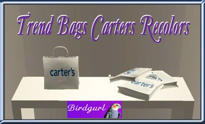 Birdgurl's Sims 2 Creations - Page 4 TrendBags-CartersRecolorsbanner