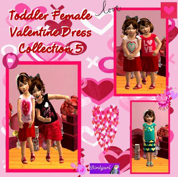 Birdgurl's Sims 2 Creations - Page 9 ToddlerFemaleValentineDressCollection5banner_zpse2b0946f