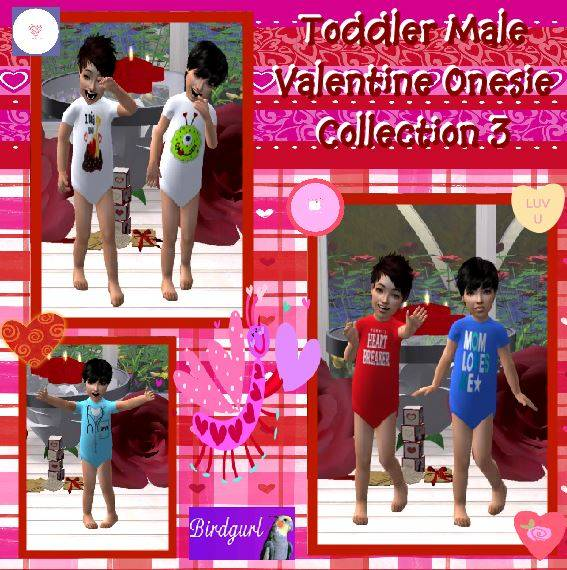 Birdgurl's Sims 2 Creations - Page 9 ToddlerMaleValentineOnesieCollection3banner_zps58c2939d