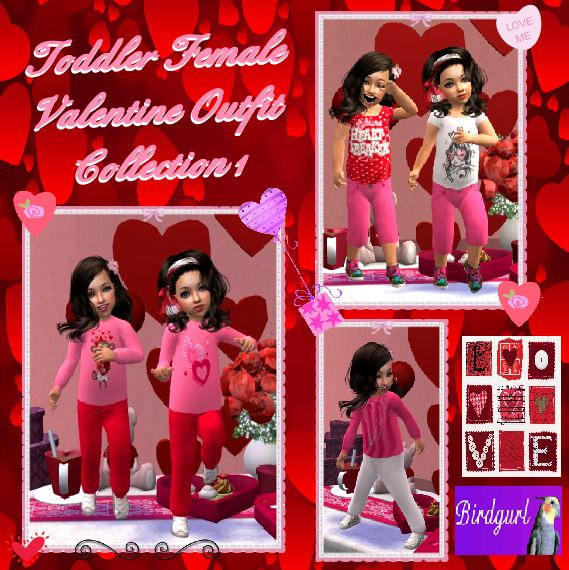 Birdgurl's Sims 2 Creations - Page 7 ToddlerFemaleValentineOutfitCollection1banner_zpsd65f680a