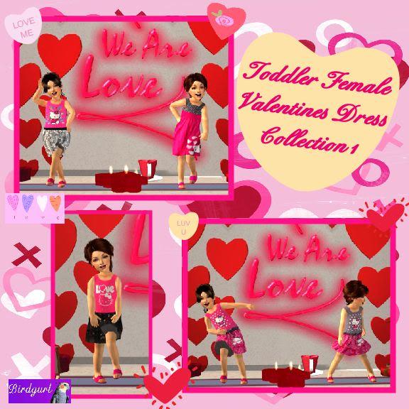 Birdgurl's Sims 2 Creations - Page 3 ToddlerFemaleValentineDressCollection1banner