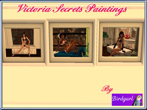 Birdgurl's Sims 2 Creations - Page 7 VictoriaSecretsPaintingsbanner1_zps5b244ba3