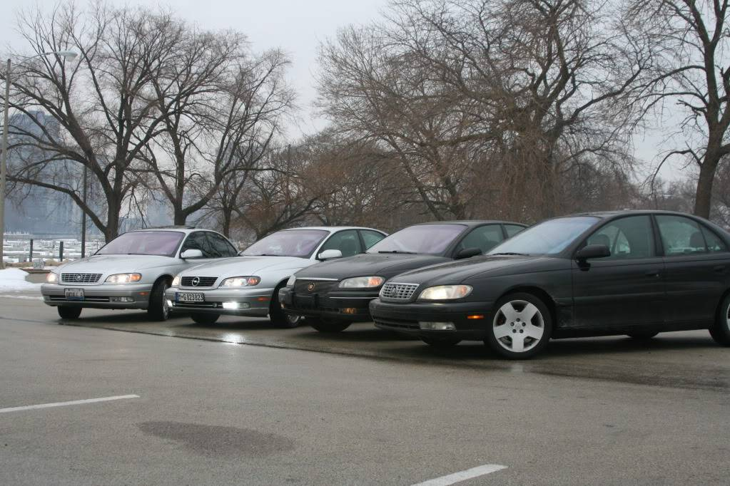 Cadillac Catera Owners MEET Chicago FEB 20th PICTURES IMG_0023