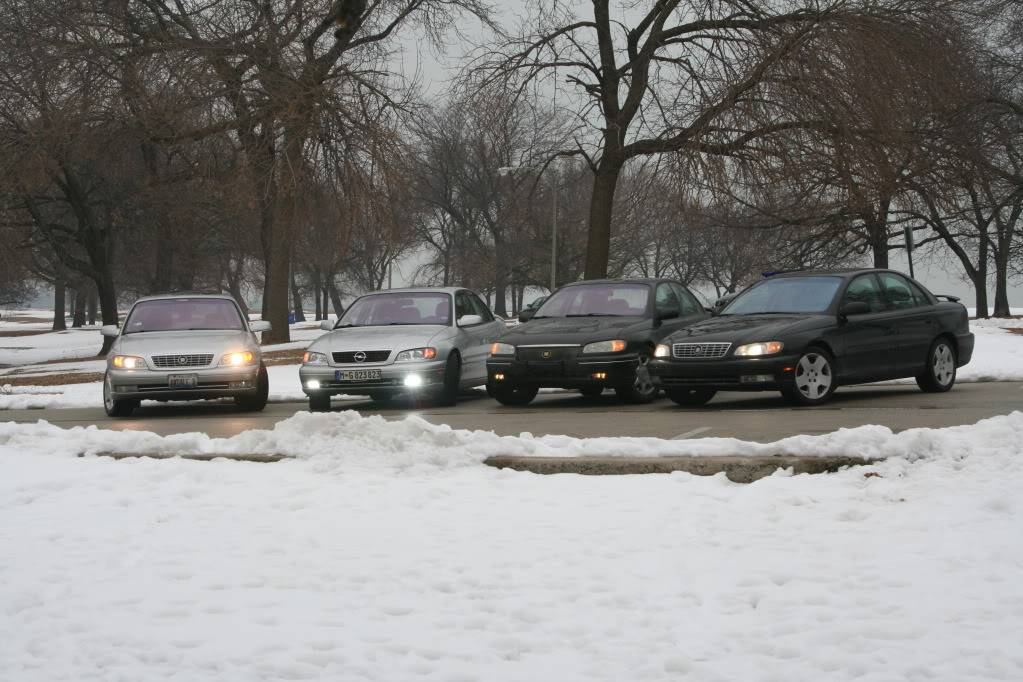 Cadillac Catera Owners MEET Chicago FEB 20th PICTURES IMG_0031