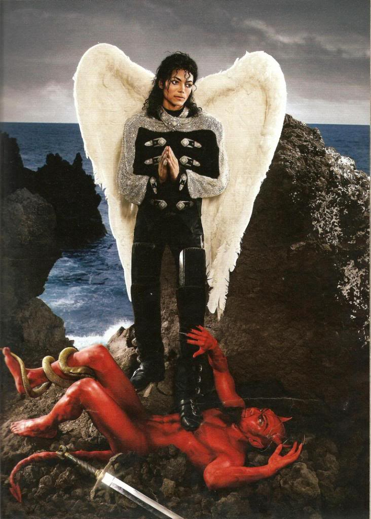 Tributo de David LaChapelle a MJ Escanear0001