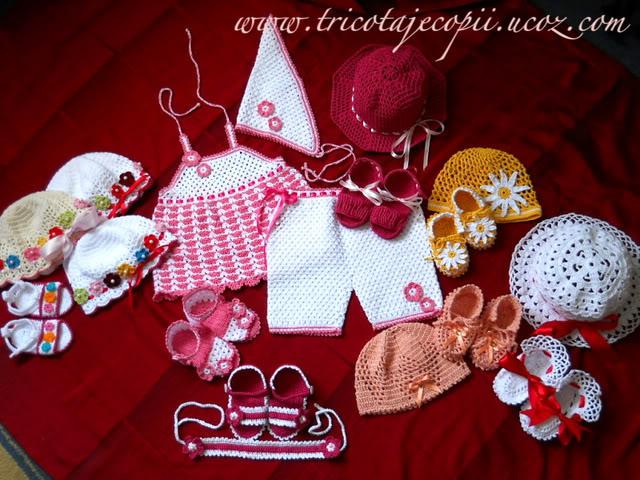 Tricotaje manuale pentru copii Picture1209