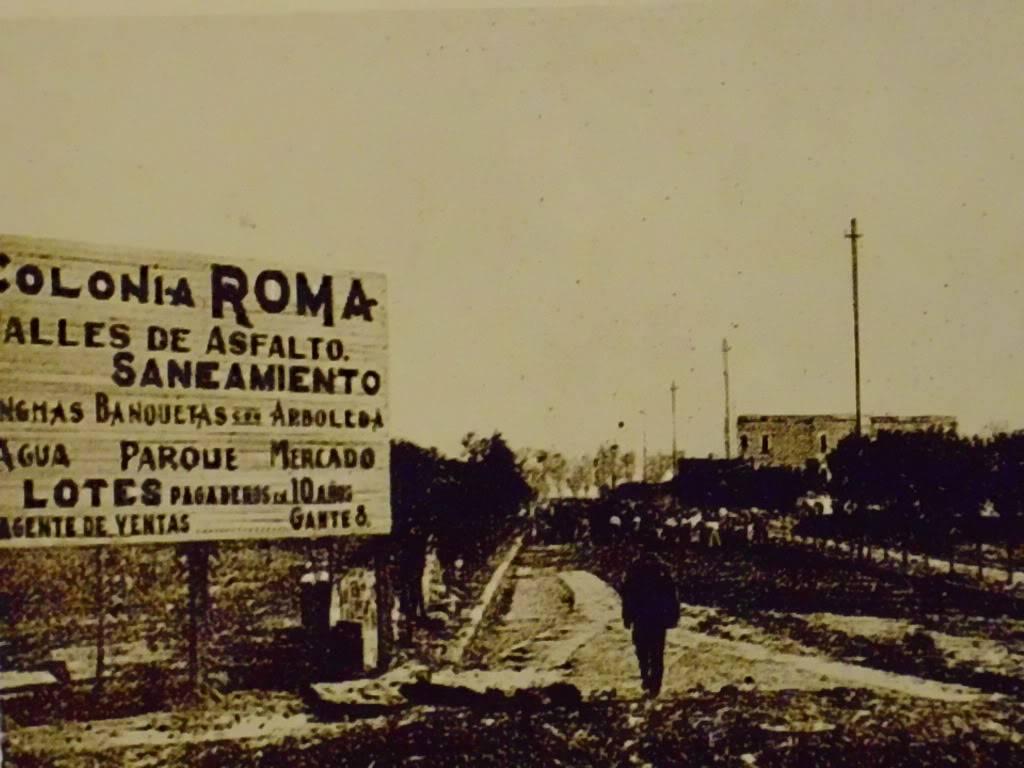 Colonias Júarez. Cuauhtemoc, Condesa y Roma  DSCI5244