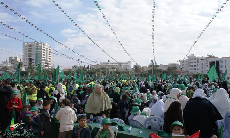 صور مهرجان إنتصار الفرقان في ساحة الكتيبة الخضراء بغزة DSC00144