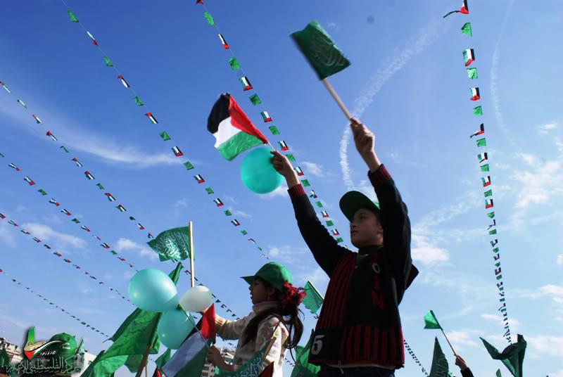 صور مهرجان إنتصار الفرقان في ساحة الكتيبة الخضراء بغزة DSC00183