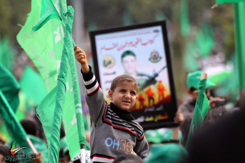 صور مهرجان إنتصار الفرقان في ساحة الكتيبة الخضراء بغزة IMG_6591
