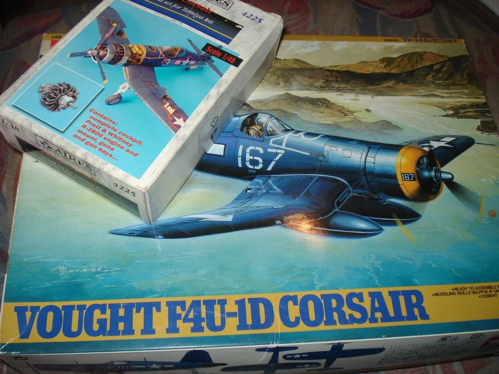 Corsario F4U-1D 1/48 DSC08698