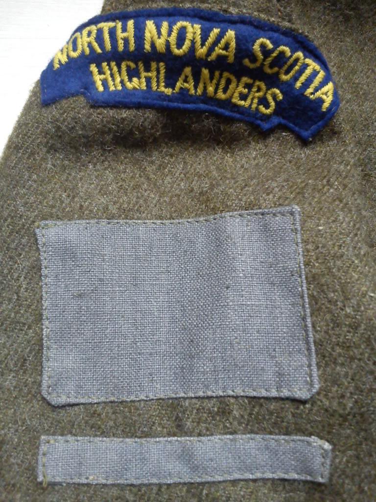 collection canadian battledress DSC00148