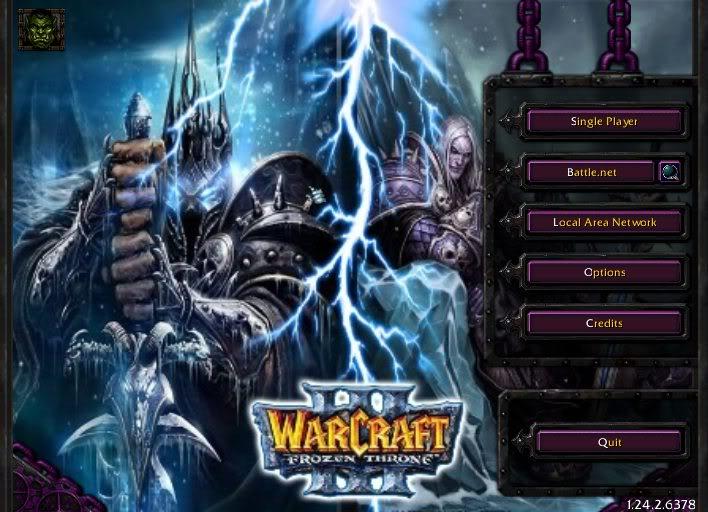Warcraft 3 Themes Lich