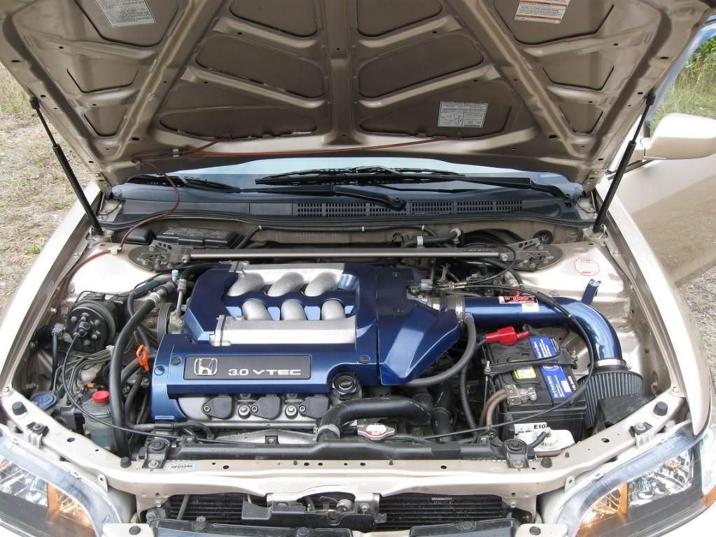 2000 Accord v6 coupe EXL Carengine