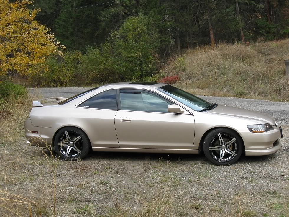 2000 Accord v6 coupe EXL Carexterior7