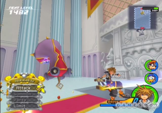 [Review] Kingdom Hearts II 915410_20060328_790screen002