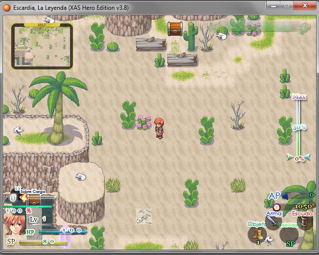 Escardia, La Leyenda [RPGMXP]  Desierto