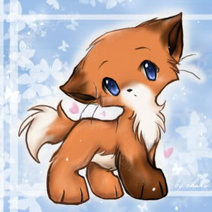 Anima City Fox-1