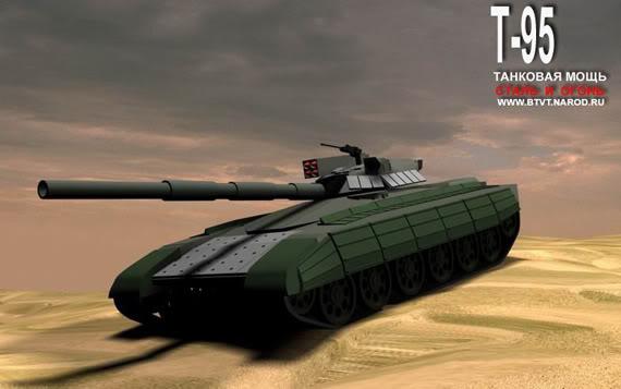 Armata: ¿el robotanque ruso? 140716_tank