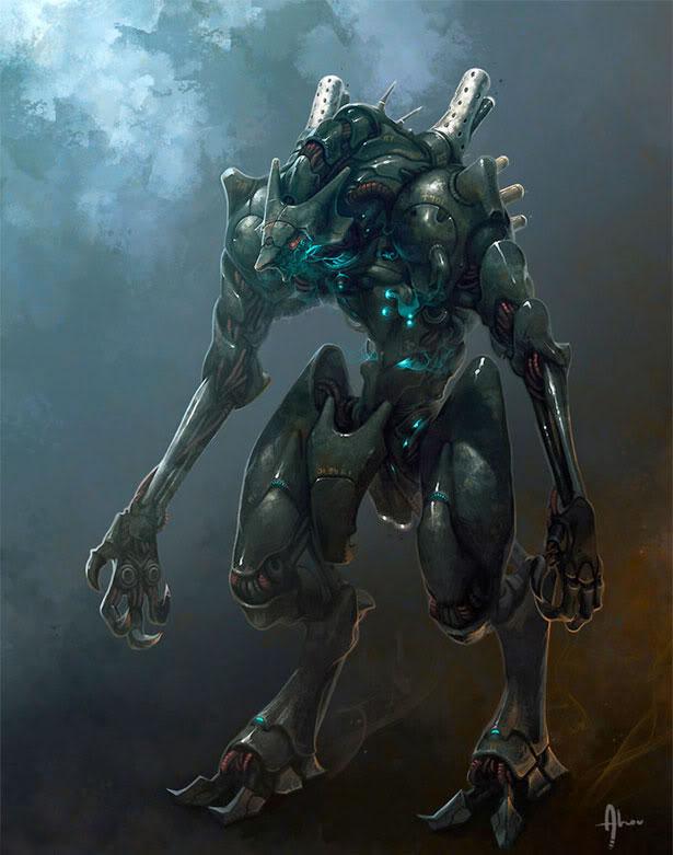 FusionFall Zero Robot-30