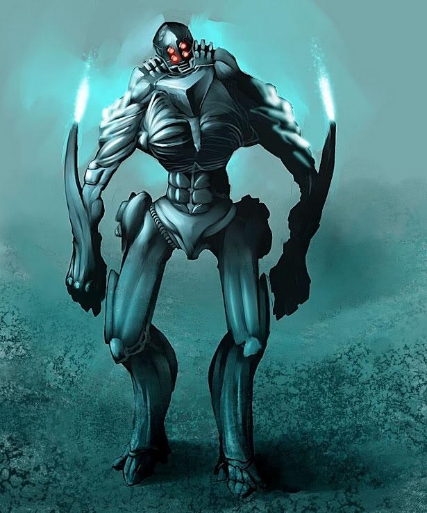 FusionFall Zero Robot-43