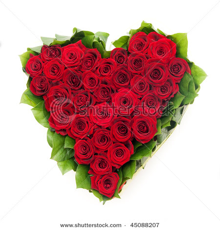 B-Day Corner!!  - Page 4 Stock-photo-bouquet-of-roses-red-roses-45088207