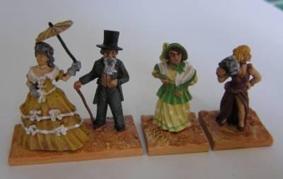 Quelques nouvelles figurines pour mon dernier scénar. P1010117