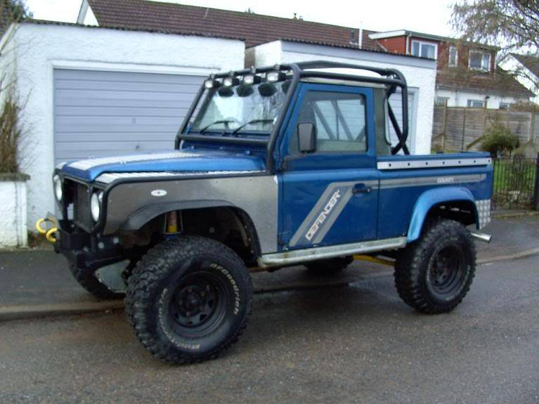 My 300tdi 90 Pickup PICT0408-1