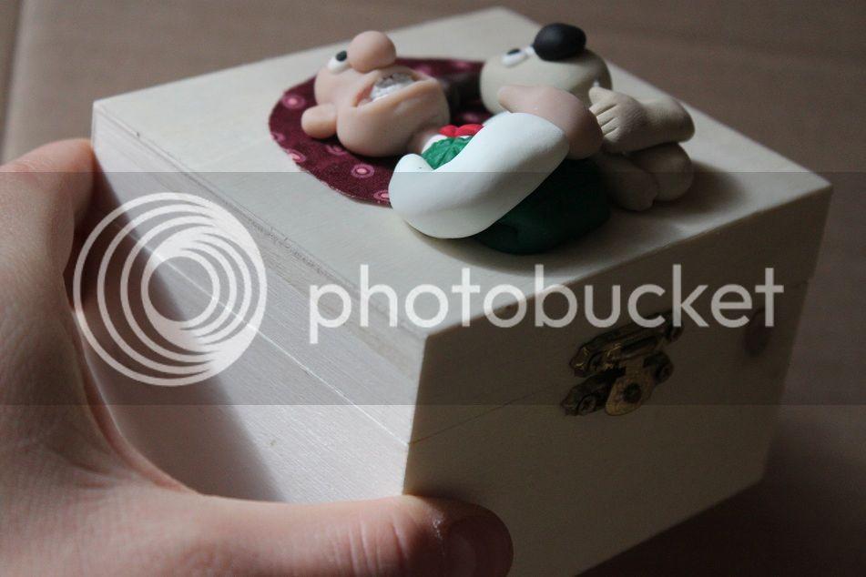 Scatolina Wallace & Gromit IMG_3110
