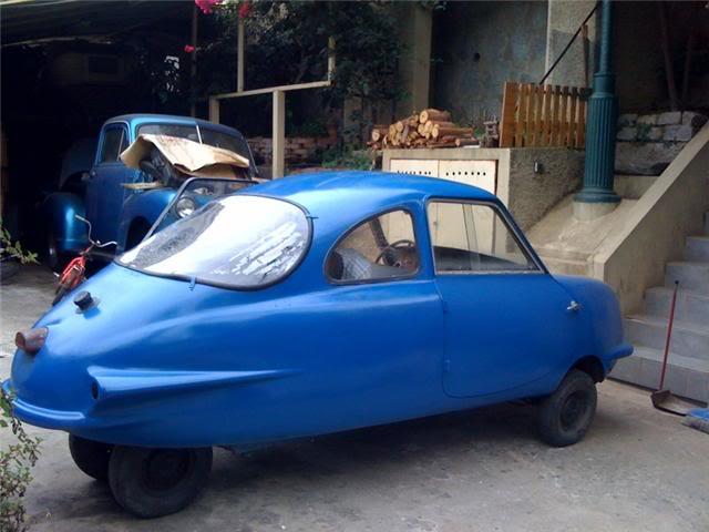Un auto fabricado en Chile. NOBEL Nobel