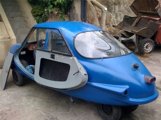 Un auto fabricado en Chile. NOBEL Nobel2