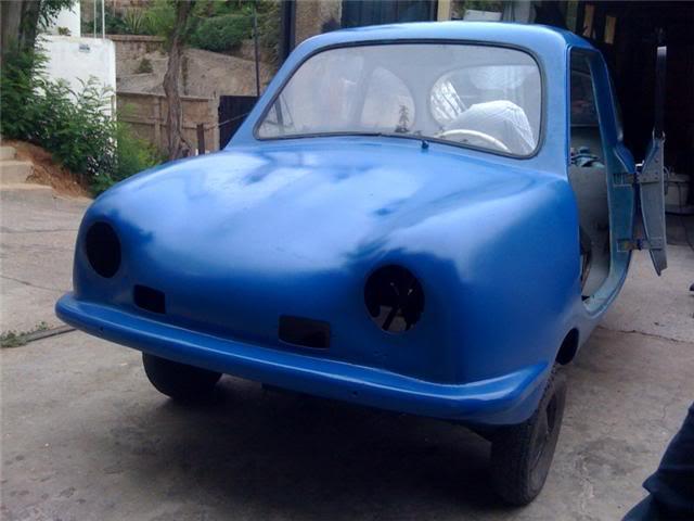 Un auto fabricado en Chile. NOBEL Nobel3