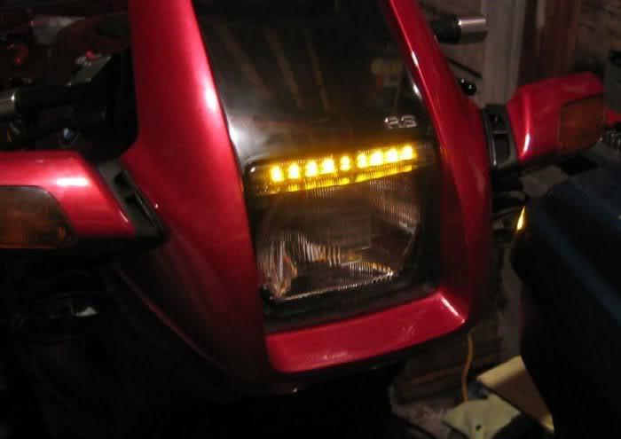 Indicator, leds K11rs_parking_LEDs