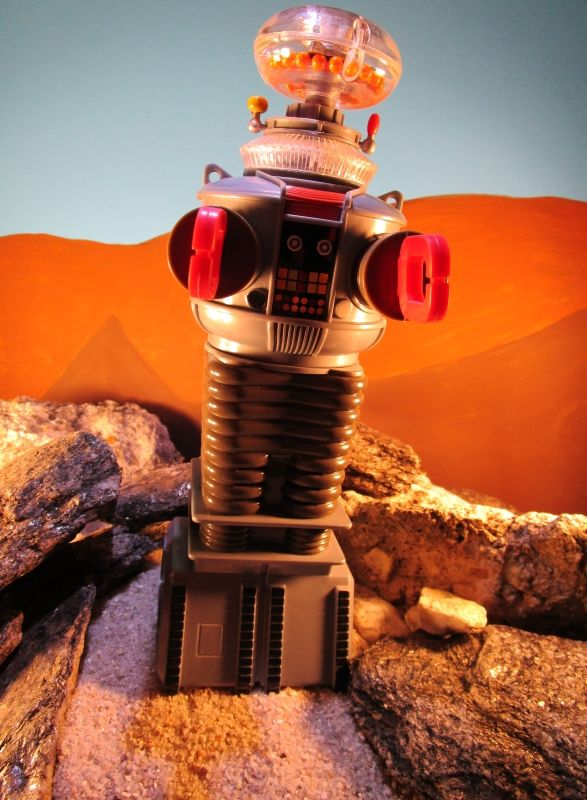 My Lost In Space Robot IMG_0709LIS1
