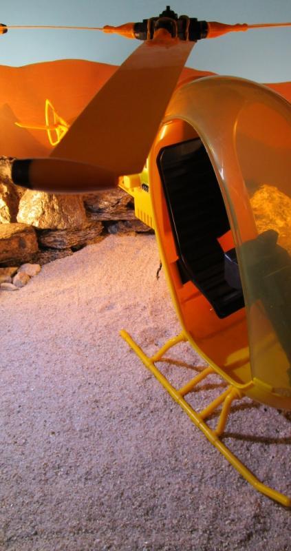 My Air Adventurer - Secret Of The Stolen Idol IMG_0766a